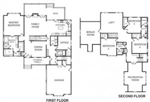 appomattox floor plan