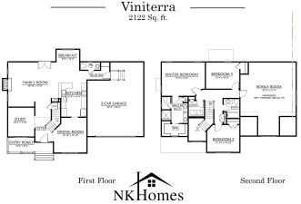 Viniterra floor plan