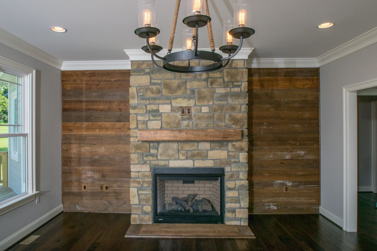 savannah fireplace